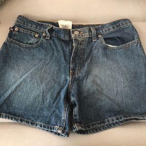 NWT polo jeans vintage denim shorts